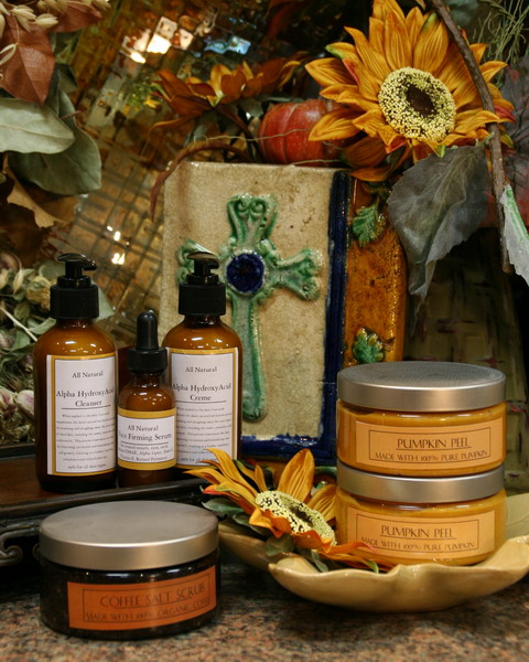 Natural Face Treatment Products